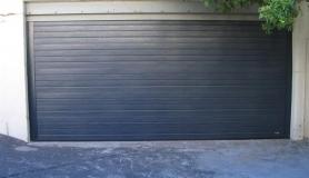 Aluzinc Horizontal Door (charcoal)