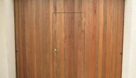 Meranti Vertical (tip up wicket door)